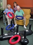 GROUP: Jumbo Inflatable Ring Toss