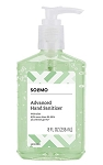 Hand Sanitizer, 8 fl oz, pack of 6