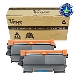 TN450/TN420 Toner, Black, 2 Pack