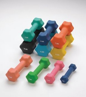 Individual Dumbbells, 2lb (NOT pair)
