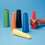 Plastic Stacking Cones, Small